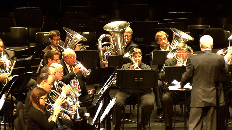 Motor City Brass Band present free holiday concert Dec. 8